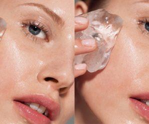 3 Simples formas del uso de la glicerina y agua de rosas para la cara y la piel
