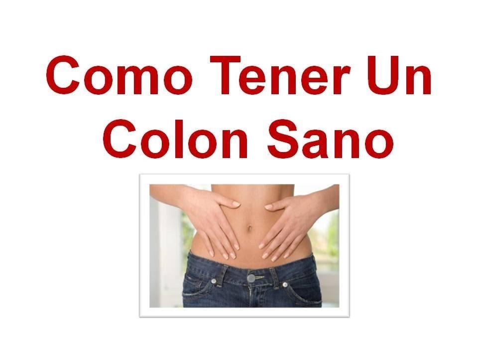 limpieza de colon natural
