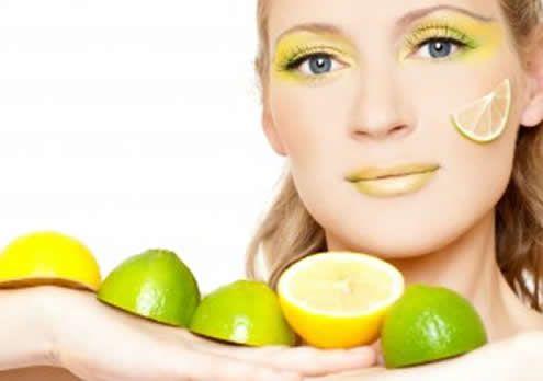 mascarilla casera con limon