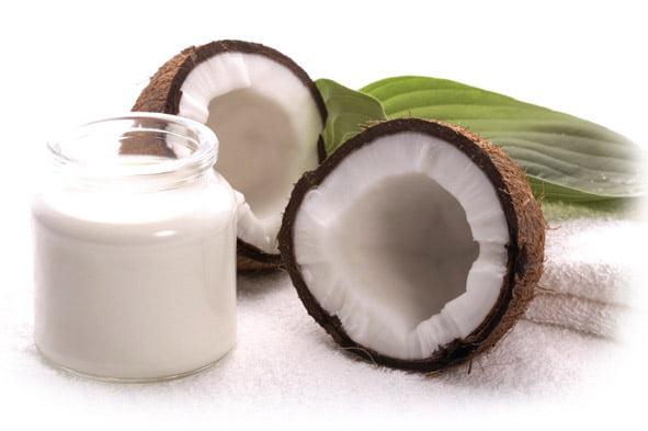 mascarilla coco y yogur para el cabello