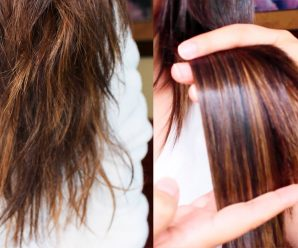 Crecimiento del cabello ¿Como usar el Yogur?