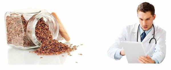prevenir el cáncer de mama con semillas de lino