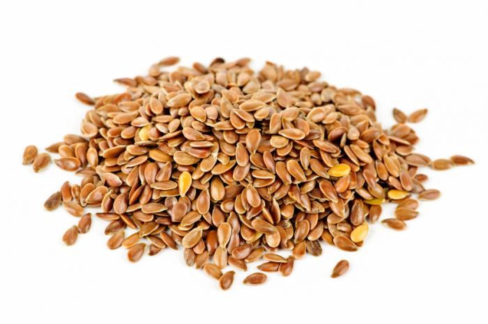 semillas de linaza contra el cancer