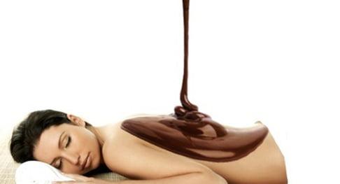 Exfoliante corporal de Chocolate y Miel