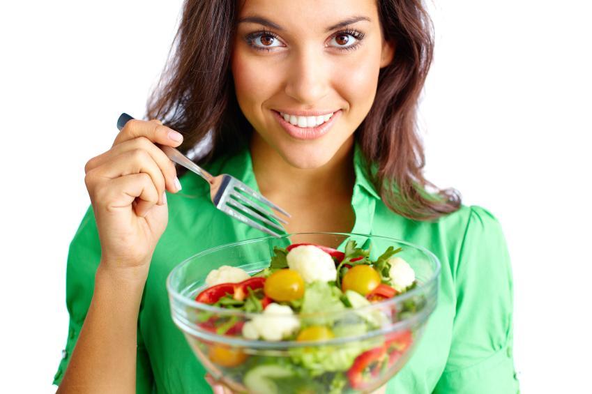 beneficios de adoptar una dieta vegana contra el acné