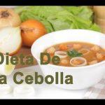 Cómo usar la cebolla para bajar de peso y adelgazar