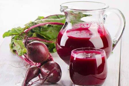 ¿Cómo preparar el jugo de remolacha para perder peso?