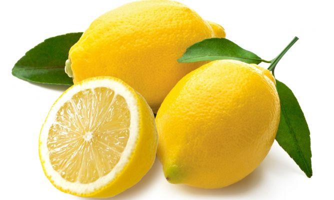 limones para el estreñimiento