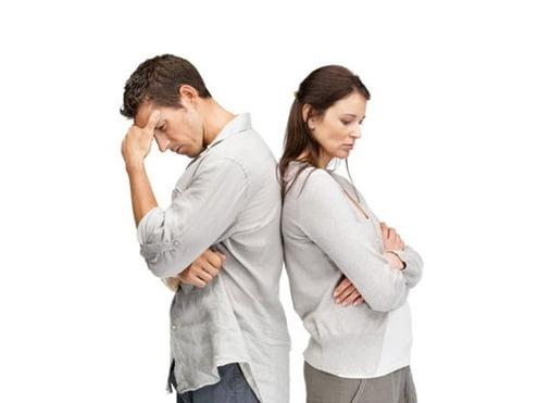 síntomas de una depresión en mujeres y hombres
