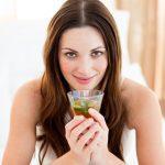 ¿Puede ayudarle el té de hojas de sen para perder peso?