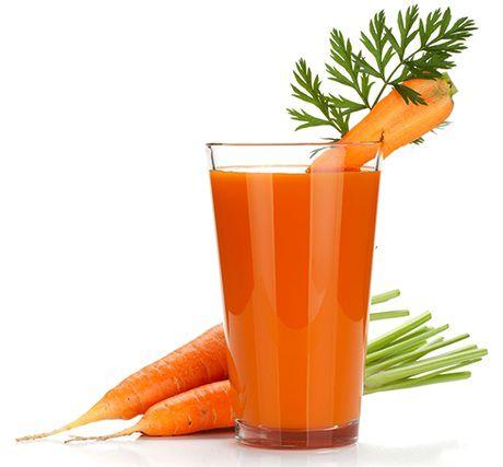 10 beneficios del jugo de zanahoria