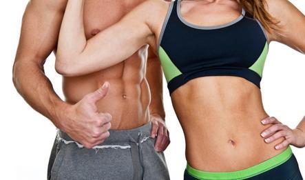 perder la grasa del estómago