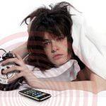 ¿Tiene problemas para dormir en condiciones por la noche?
