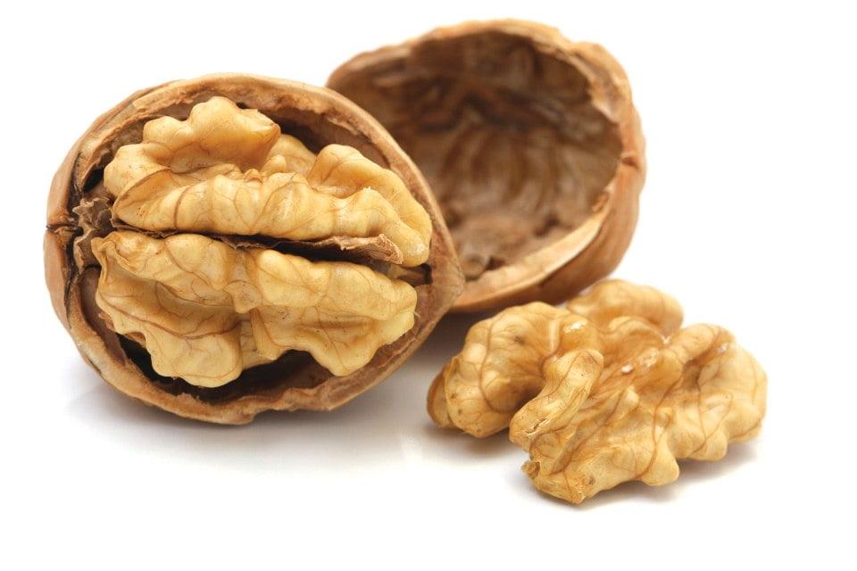 Nueces y aceites contra el LDL