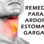 4 Remedios caseros naturales para aliviar el ardor de estómago