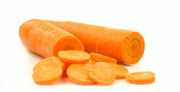 los beneficios de las zanahorias