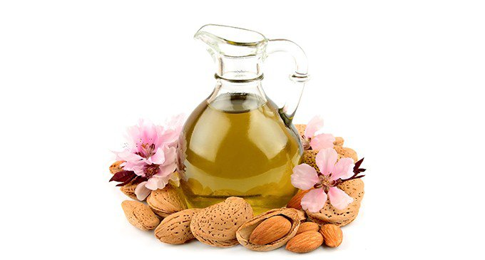 tipos de aceite de almendra