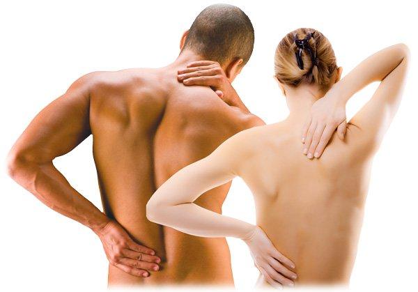 Ejercicios para espasmos musculares de la espalda