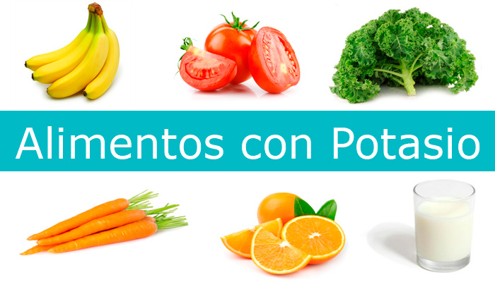 Conoce bien cuales son los alimentos ricos en potasio - Alimentos en potasio ...