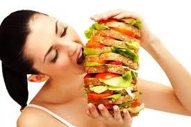 Consume Demasiadas Calorías