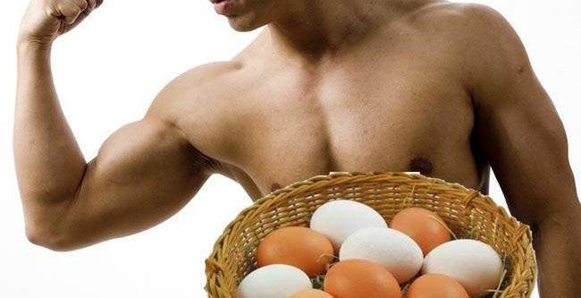 Dieta de los huevos en tortillas para el desayuno para pérder peso