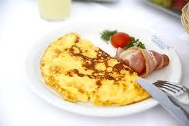 Tortilla de de huevos para bajar de peso