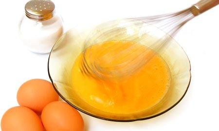 dieta de los huevos en tortillas