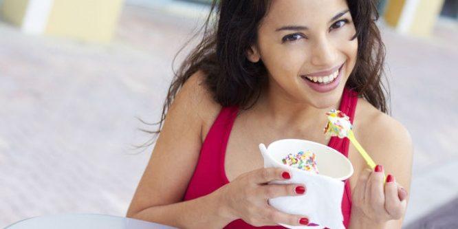 ¿Son tan saludables los helados de yogur para la salud como dicen?