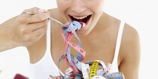 ¿Qué alimentos no se deben mezclar para adelgazar?