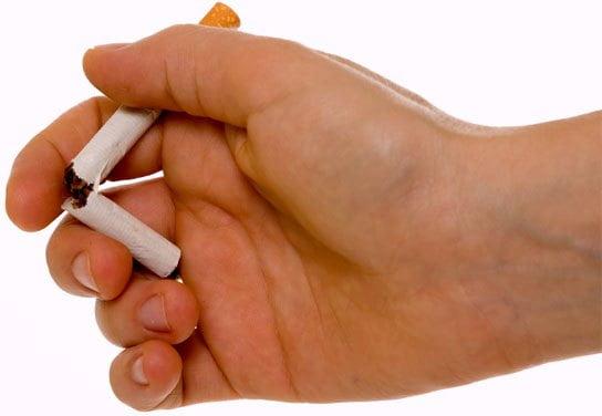 dieta para adelgazar cuando se deja de fumar