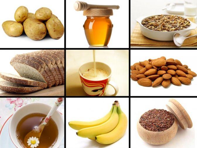 Alimentos para aumentar naturalmente la melatonina